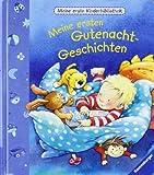 Meine erste Kinderbibliothek: Meine ersten Gutenacht-Geschichten von Künzler-Behncke. Rosemarie (2008) Pappbilderbuch