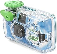 Fujifilm Quicksnap Marine 800 Film Einwegkamera (wasserdicht bis 10m)