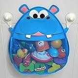 Cheraboo Hurley Hippo Bath Toy Organiser
