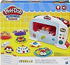 Idea Regalo - Hasbro Play-Doh Il Magico Forno, B9740EU4