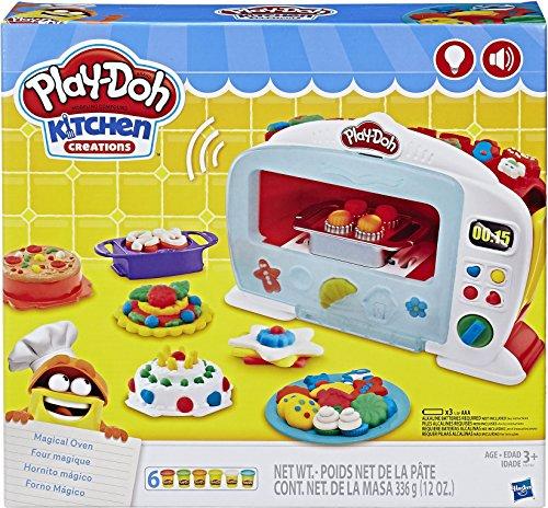Play-Doh - Horno mágico (Hasbro B9740EU4)