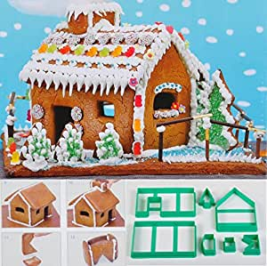 Staedter Cookie Cutter With Enchanted Gingerbread House