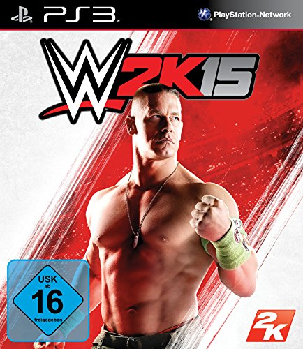 WWE 2K15 - [PlayStation 3] (Ps3-wwe-wrestling-spiele)