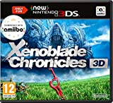 Xenoblade Chronicles New 3DS & 3DS XL Only (Nintendo 3DS) - [Edizione: Regno Unito]