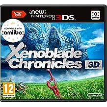 Xenoblade Chronicles (Nintendo 3Ds) [Importación Inglesa]