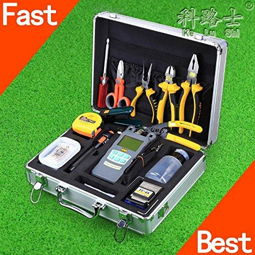 Cruiser FTTH Faser Kündigung Tool Kit fc-6s Faser Hackmesser Optische Power Meter 10mW Visual Fault Locator Faser Kabel Tester Abisolierwerkzeug