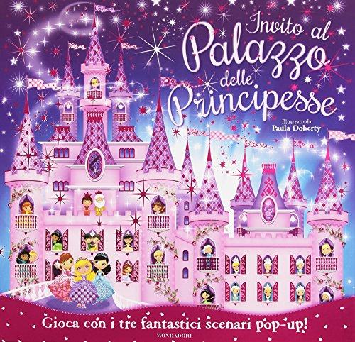 Invito al palazzo delle principesse