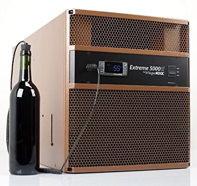 WhisperKOOL Extreme 5000ti Wine Cellar Cooling Unit (up to 1,000 cu ft) by WhisperKOOLÂ from WhisperKOOL