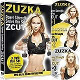 ZUZKA - Power Strength Series Box Set - 3 DVD's - NEW