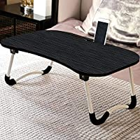 Highly versatile: this multi functional table will be a perfect addition to your office, home or home office. Use it as a multifunctional workstation, a standing desk for office work, a snack tray for watching TV, a laptop or tablet stand for relaxin...