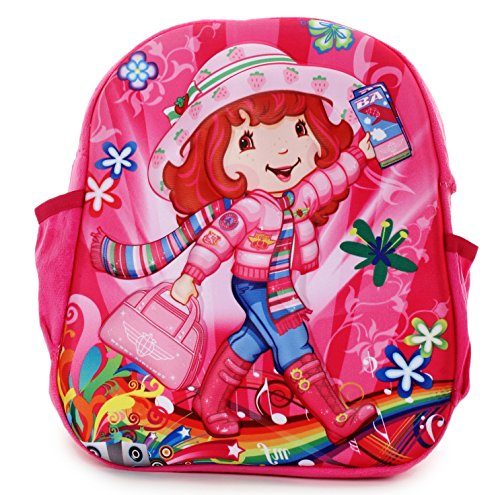 Funny Teddy Cute lightweight Barbie doll School Bag For Kids with Exclusive 3D effect ;Use as Travelling Bags, Carry Bag, Picnic Bag, Teddy Backpack for children boy girl unisex;Perfect Birthday Gift Idea (Pink Color) (Day out)  available at amazon for Rs.449