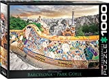 "Eurographics 6000-0768 Puzzle ""Barcelona"", 1000 Teile"