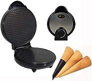 220V 1200W Home Electric Mini Grilling Egg Roll Baking Plates Waffle Breakfast Machine