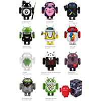 Google Android Mini Collectible Figures, Series 3 (1 Blind Box) Assorted Single