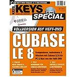 Cubase LE 8 Vollversion Musikproduktionssoftware von Steinberg im Keys Special