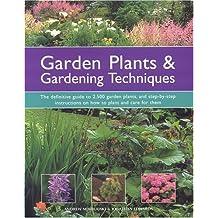 Garden Plants and Gardening Techniques by Andrew Mikolajski (2004-01-01)