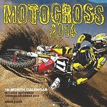 Motocross 2014: 16 Month Calendar - September 2013 through December 2014