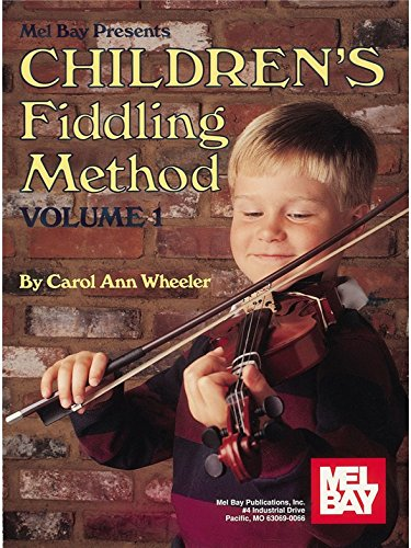 Children's Fiddling Method Volume 1. Partitions pour Violon