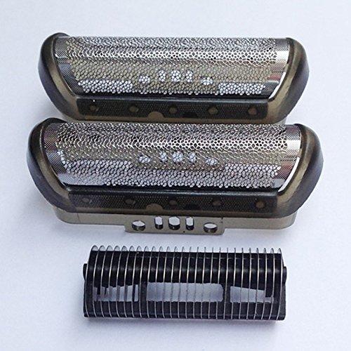 Zhuhaitf 2 X Shaver/Razor Replacement Foil Net+Cutters para BRAUN 10B 190S 180 1735