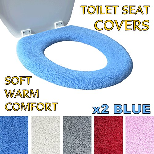 medipaqr-toilet-seat-cover-super-warm-fleece-metal-retaining-ring-choose-cream-or-red-universal-fit-