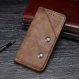 BELLA BEAR Case for Bluboo S8 Plus,leather wallet bracket