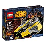 LEGO – 300419 – Star Wars – 75038 – Spiel-Bau – intercepteur Jedi