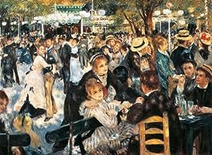 Clementoni - 33539 - Puzzle Classique - Renoir: Bal du Moulin de la Galette