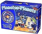 Beleduc - 11020 - Puzzle de Madera - Aprendizaje - Planetas - XXL - 49 Piezas