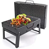 BBQ Grill Grilling Planks Portable Charcoal Couple Family Party Outdoor Camping BBQ Tool