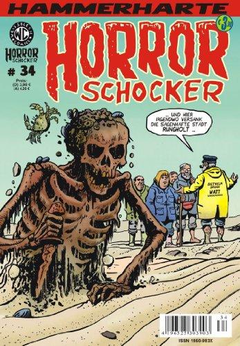 Horrorschocker #34 (2013, Weissblech Verlag)