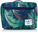 Chiemsee Unisex-Erwachsene Washbag Taschenorganizer, Mehrfarbig (Palmsprings), 14 x 20.5 x 28 cm