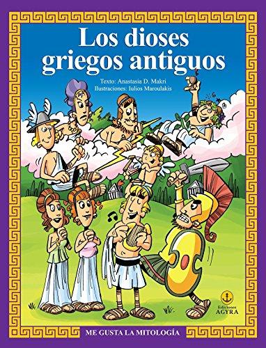 Los dioses griegos antiguos por Anastasia Makri