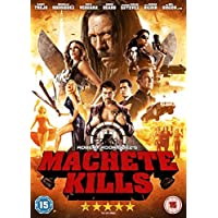 Machete Kills [DVD] by Danny Trejo