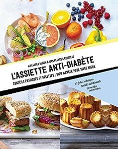 """Afficher """"L'assiette anti-diabète"""""""