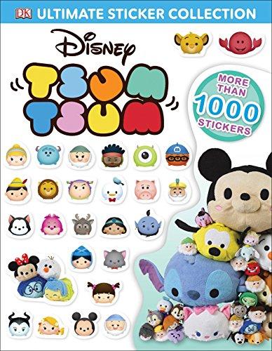 Ultimate Sticker Collection: Disney Tsum Tsum (Ultimate Sticker Collections) (8 Girl Spielzeug Yr Old)
