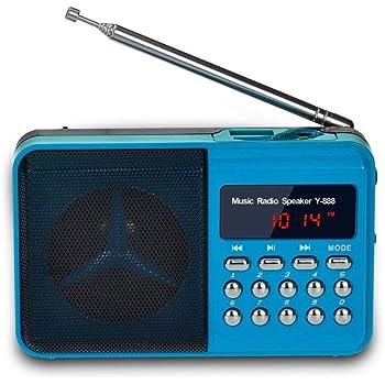 timorn tragbares digitales mini fm radio mit usb anschluss. Black Bedroom Furniture Sets. Home Design Ideas