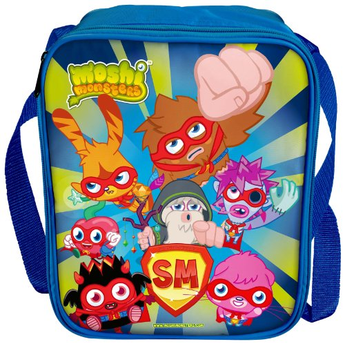 Image of Spearmark Moshi Monsters Super Moshi Lunch Bag