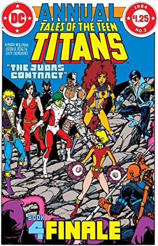 New Teen Titans TP Vol 7