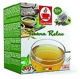 NESPRESSO RELAX TEE - 10 Stück Kompatible Teekapseln von Caffè Bonini Italien