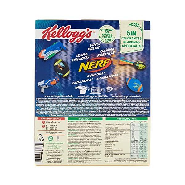 Kellogg's Krave Cereali al Cioccolato, Vitamine B, Ferro - 375 gr 3 spesavip
