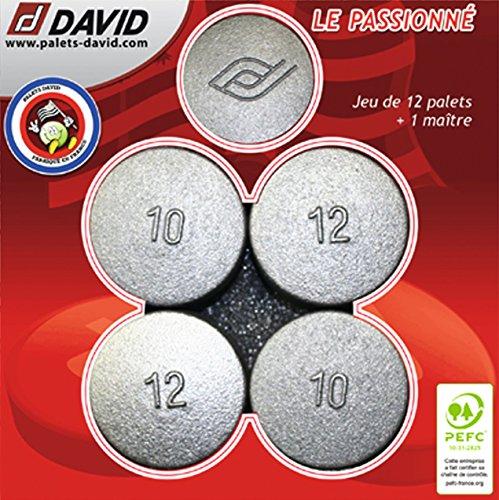 Palet super compétition Bretagne Palets David
