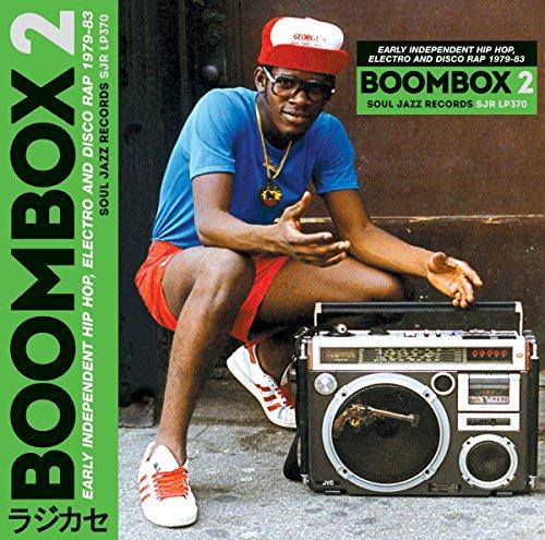Preisvergleich Produktbild Boombox 2: Early Independent Hip Hop,  Electro And Disco Rap 1979-83 (2-CD)