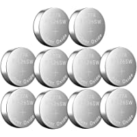LiCB 10 PCS SR626SW 377 AG4 1.5V Button Cell Watch Batteries