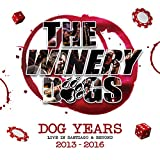 Dog Years Live in Santiago & B