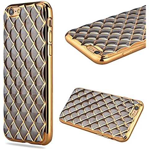 Custodia in Silicone per iPhone 6 Plus/6S