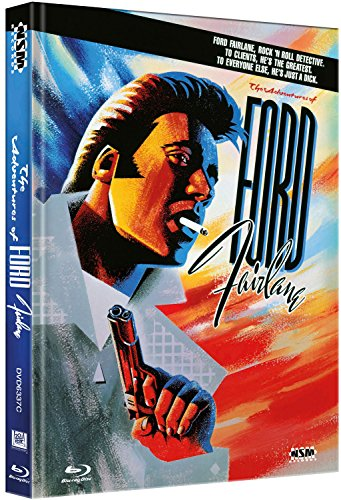Ford Fairlane - uncut (Blu-Ray+DVD) auf 333 limitiertes Mediabook Cover C [Limited Collector's Edition] [Limited Edition] (Ca Z-28)