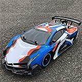 IBalody 01:10 Voiture électrique RC Véhicule Tout-Terrain 2.4ghz 4x4 RTR Radio Télécommande Drift Racing Monster...