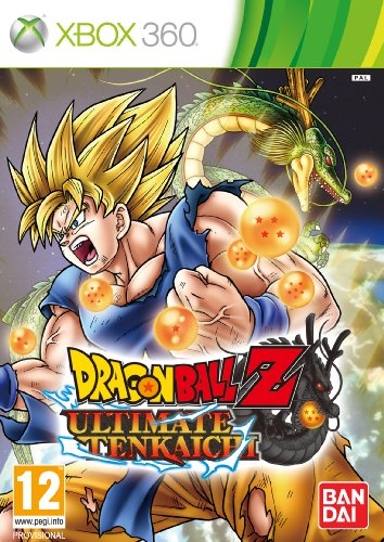 [UK-Import]DragonBall Z Ultimate Tenkaichi Game XBOX 360 (Dragon Ball Z-spiel Für Xbox)