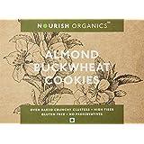 Nourish Organics Almond Buck Wheat Cookies, 150g