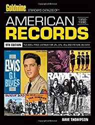Standard Catalog of American Records 1950-1990 by Dave Thompson (2016-04-08)
